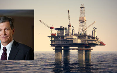 Cooper vows fight over offshore drilling in Wrightsville Beach